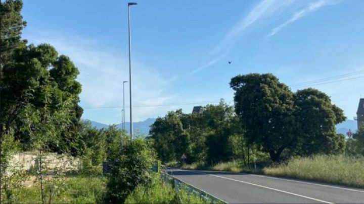 El acceso a San Lorenzo de El Escorial por la M-600 contará con nueva iluminación hasta las urbanizaciones