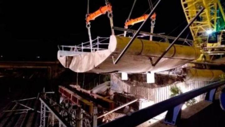 Cortes de tráfico nocturnos en la M-40 por las obras en el Nudo de Colmenar de la M-607