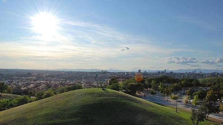 Más espacio para el peatón y zonas verdes en Puente de Vallecas y Fuencarral- El Pardo