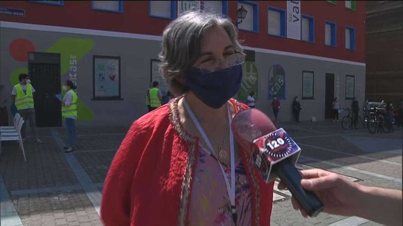 Parroquias como la de San Ramón Nonato, en Vallecas, triplican la entrega de comida con la pandemia