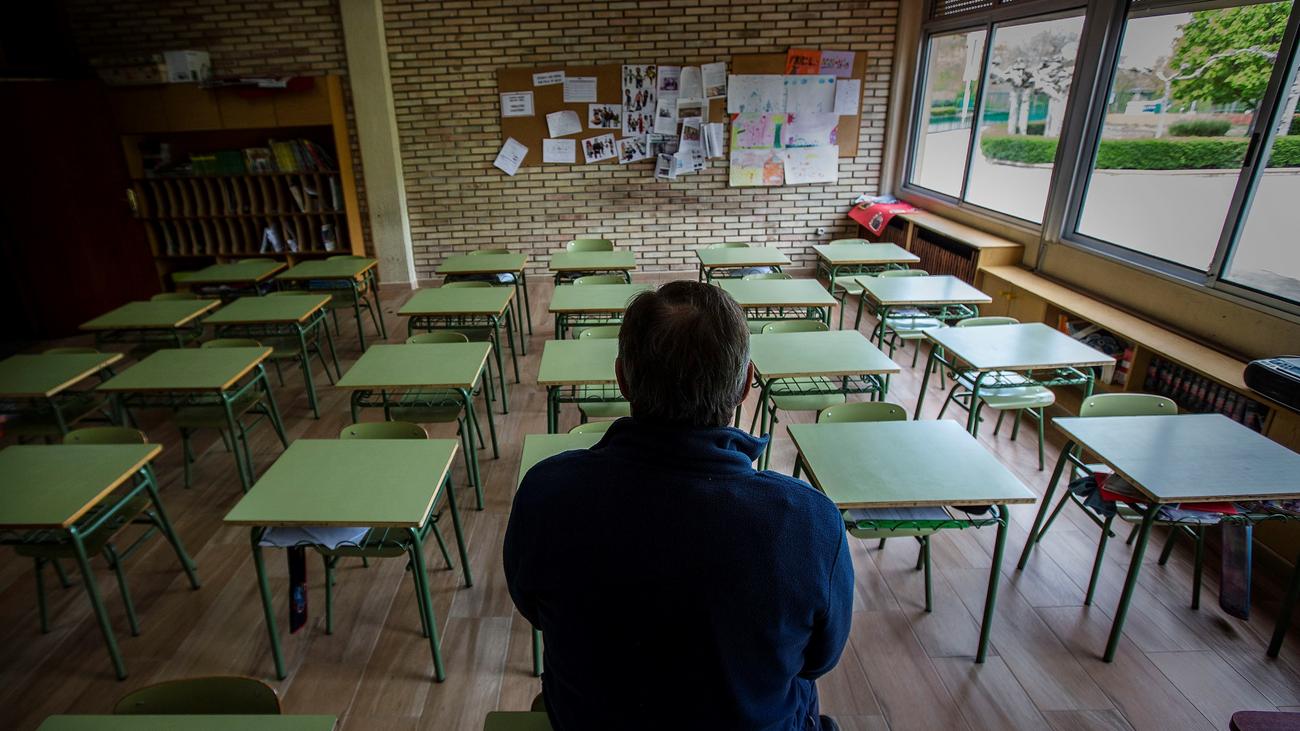 """Críticas del CSIF al posible uso de gimnasios como aulas el próximo curso: """"No se pueden ningunear materias"""""""