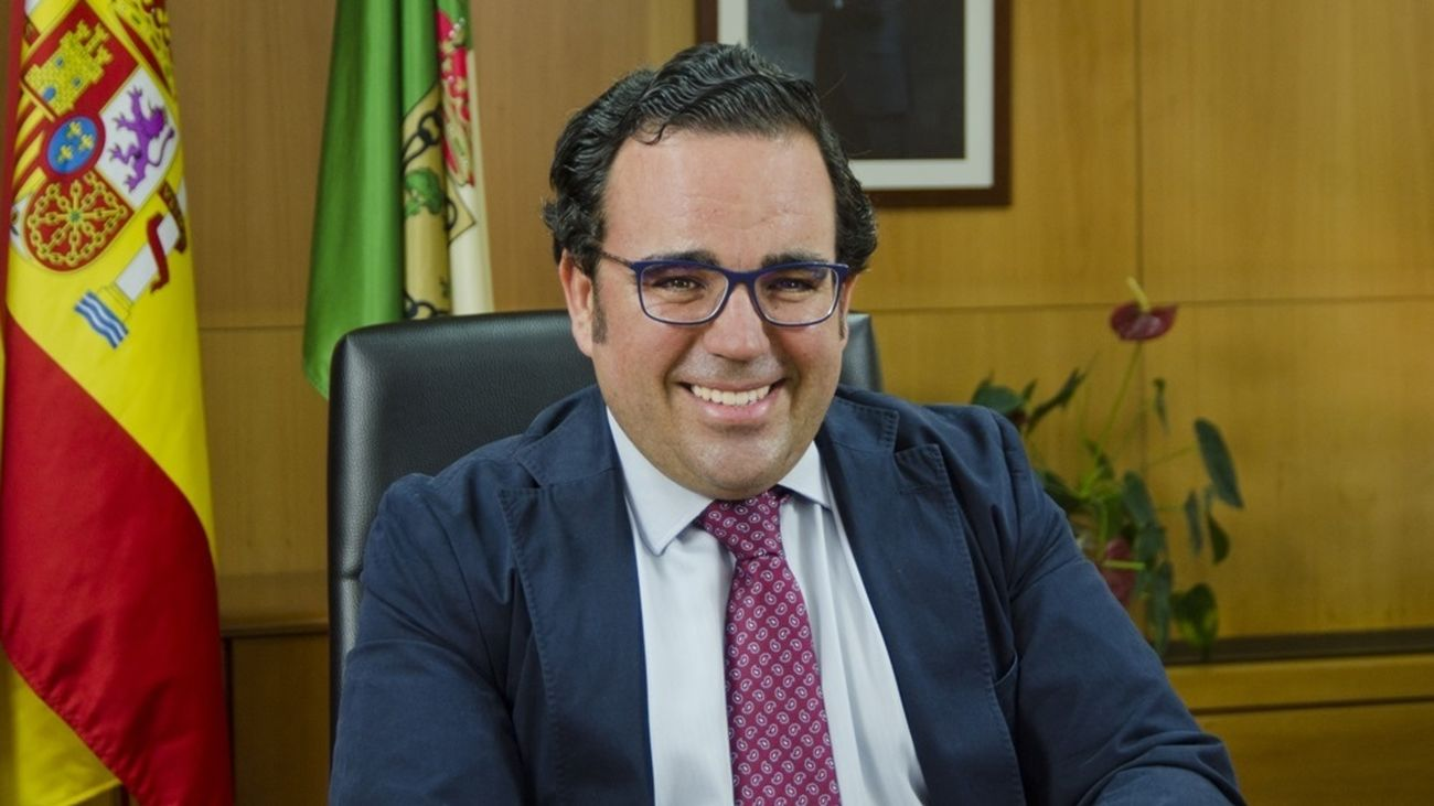 Javier Úbeda, Alcalde de Boadilla del Monte