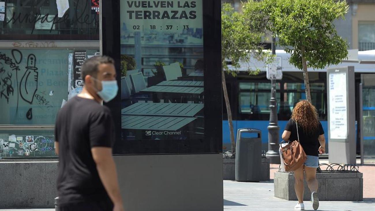 Madrid recibe con alegría y cautela el pase a la fase 1 y se prepara para trabajar y reactivar la economía