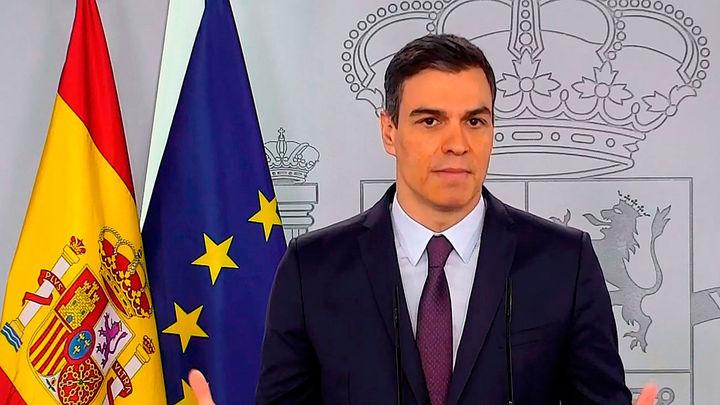 Sánchez  abre las puertas al turismo en julio y anuncia  el regreso de la Liga