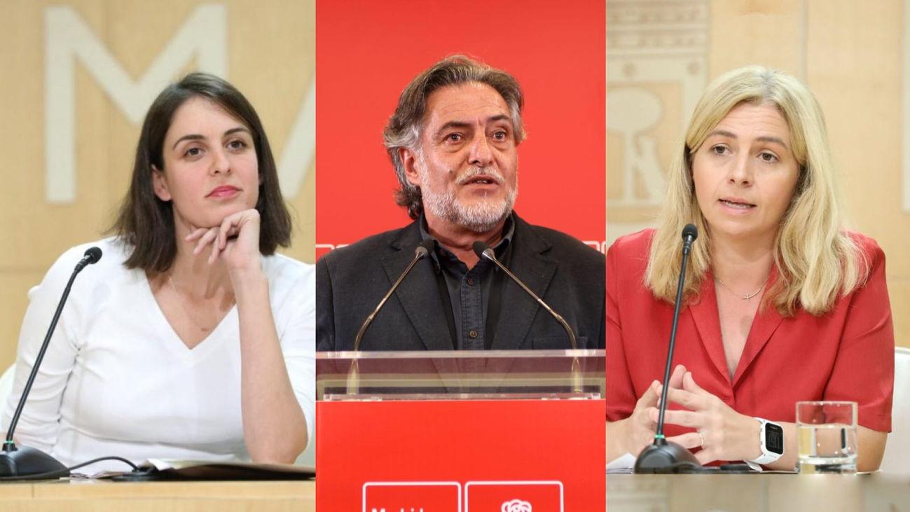El análisis de la actualidad madrileña con Pepu Hernandez, Inmaculada Sanz y Rita Maestre
