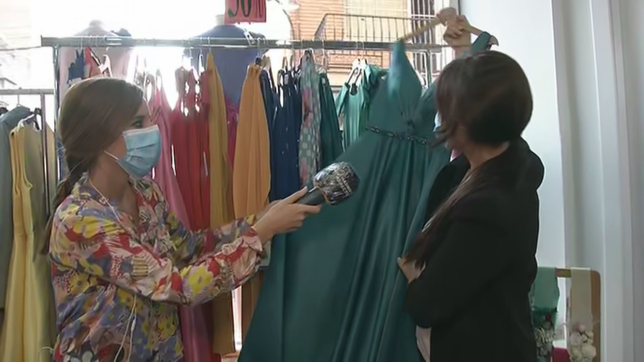 Vestidos de fiesta a precio de chollo en Leganés