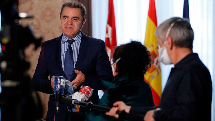 La Delegación del Gobierno pidió desconvocar marchas en Madrid antes del 14 de marzo