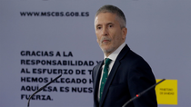 GrandeMarlaska desvincula el cese de De los Cobos del informe sobre el 8-M
