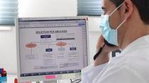 Así buscan los rastreadores de Madrid los contactos de los positivos por coronavirus
