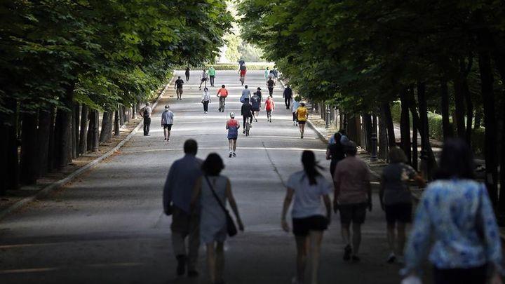 Madrid pide evitar este jueves el Retiro y otros grandes parques por el mal tiempo