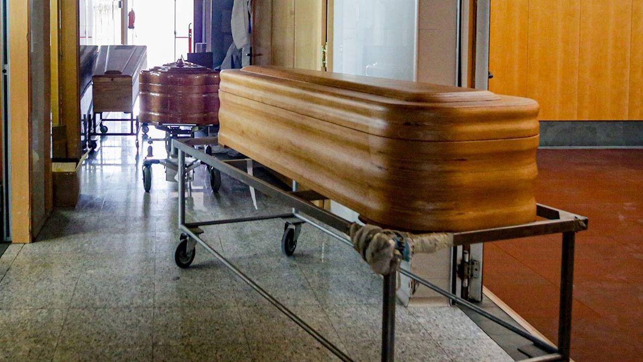 Afloran de golpe 12.000 muertes en los registros civiles que elevan a 43.000 los fallecidos en la pandemia