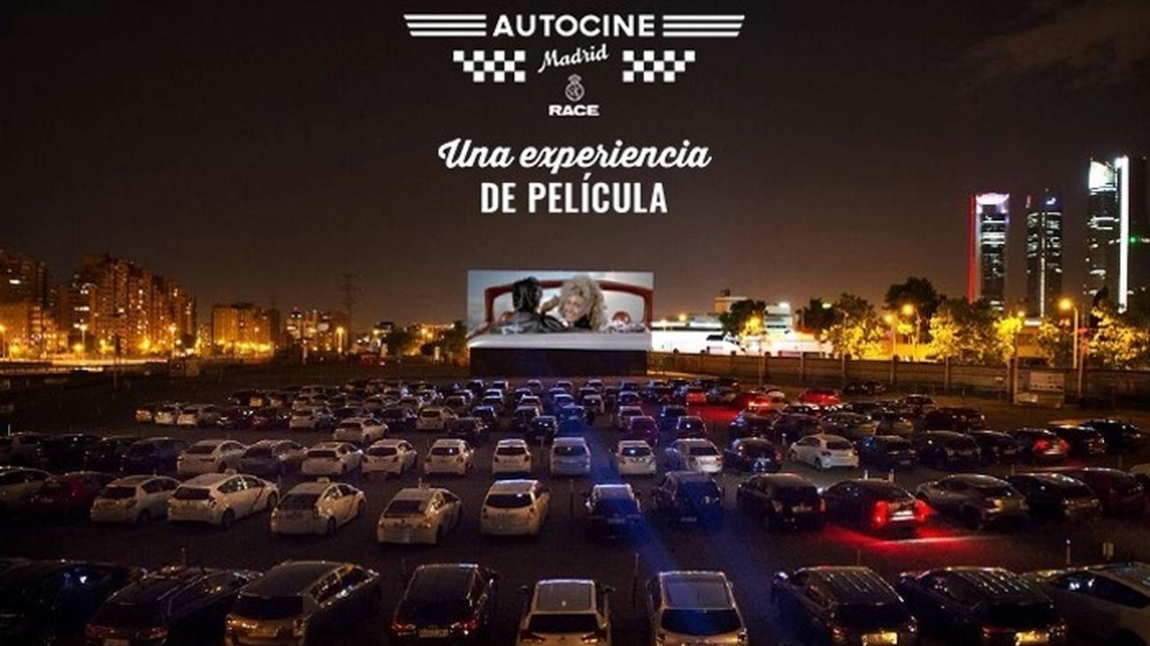 Reabre el Autocine de Madrid con la proyección de 'Grease'
