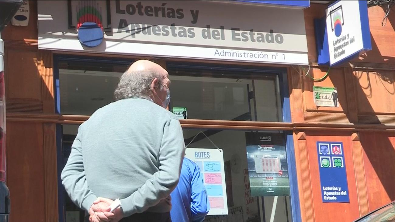 La lotería vuelve 'por fases'