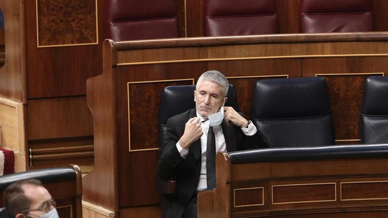 La oposición carga contra Marlaska y pide su dimisión por el polémico cese de Pérez de los Cobos