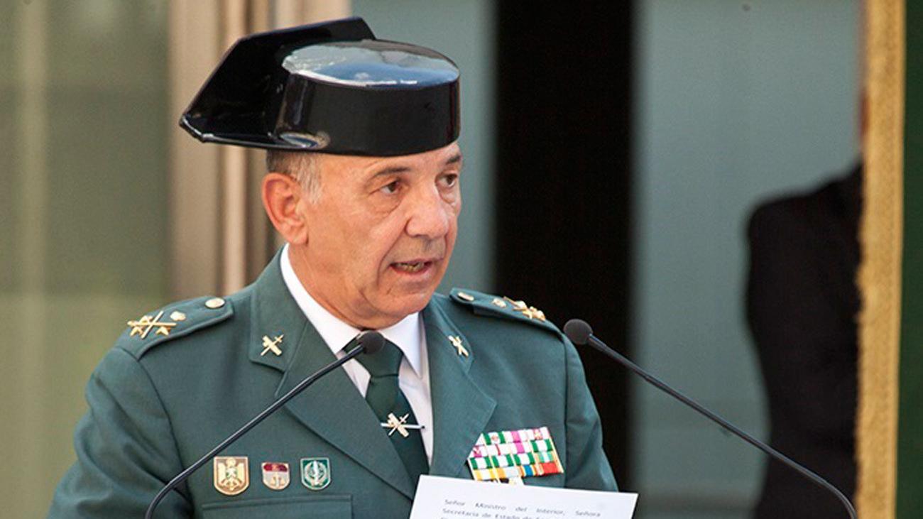 Marlaska cambia al número tres de la Guardia Civil en plena crisis por el informe del 8-M