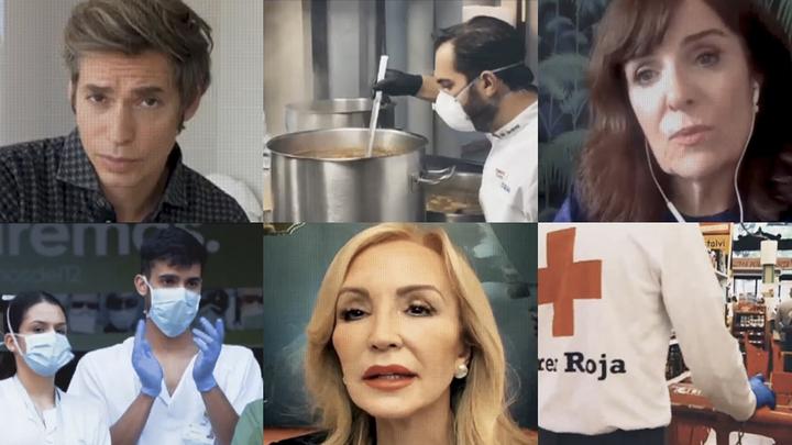 """'Cuarenta españoles en cuarentena"""", este domingo en Telemadrid"""