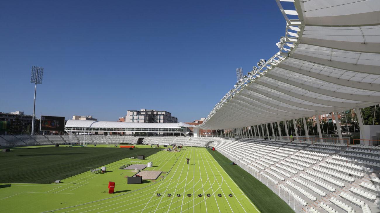 Los polideportivos al aire libre de Madrid empezarán a abrir desde el lunes