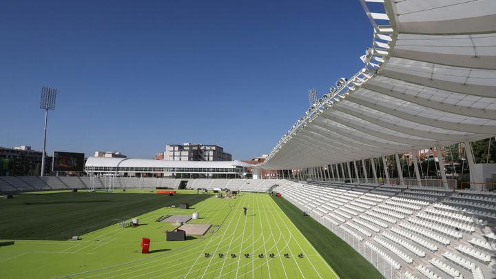 Los polideportivos al aire libre de Madrid empezarán a abrir desde el 1 de junio