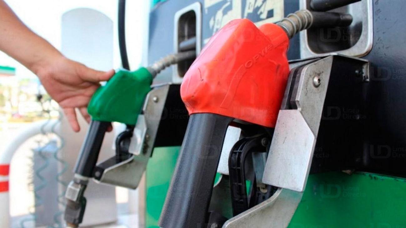 Bajan los precios de los carburantes