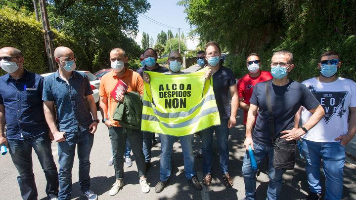 La empresa Alcoa anuncia el despido de más de 500 empleados