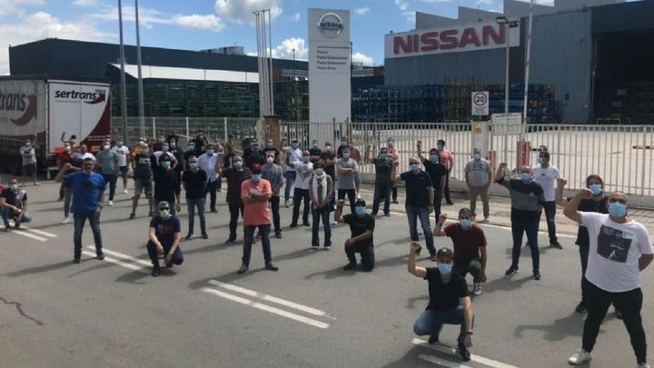 Nissan echa el cierre en Cataluña y deja sin trabajo a 3.000 empleados directos y 20.000 indirectos