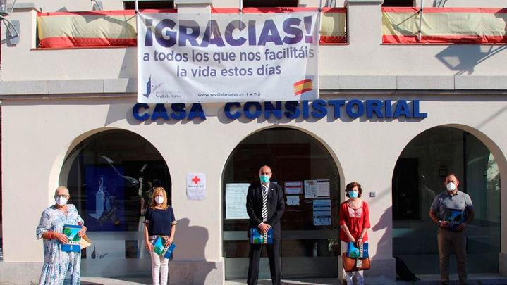 Sevilla la Nueva destina 300.000 euros para ayudar a familias, autónomos y empresas