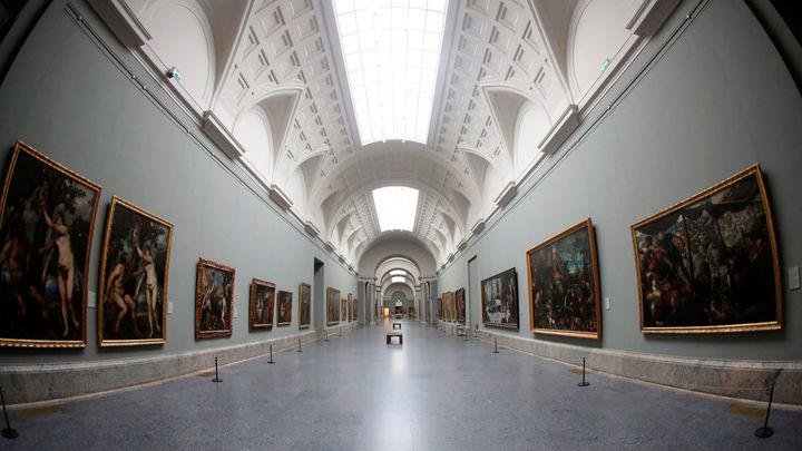Los museos del Prado, el Reina Sofía y  el Thyssen reabren  tras su cierre por Filomena