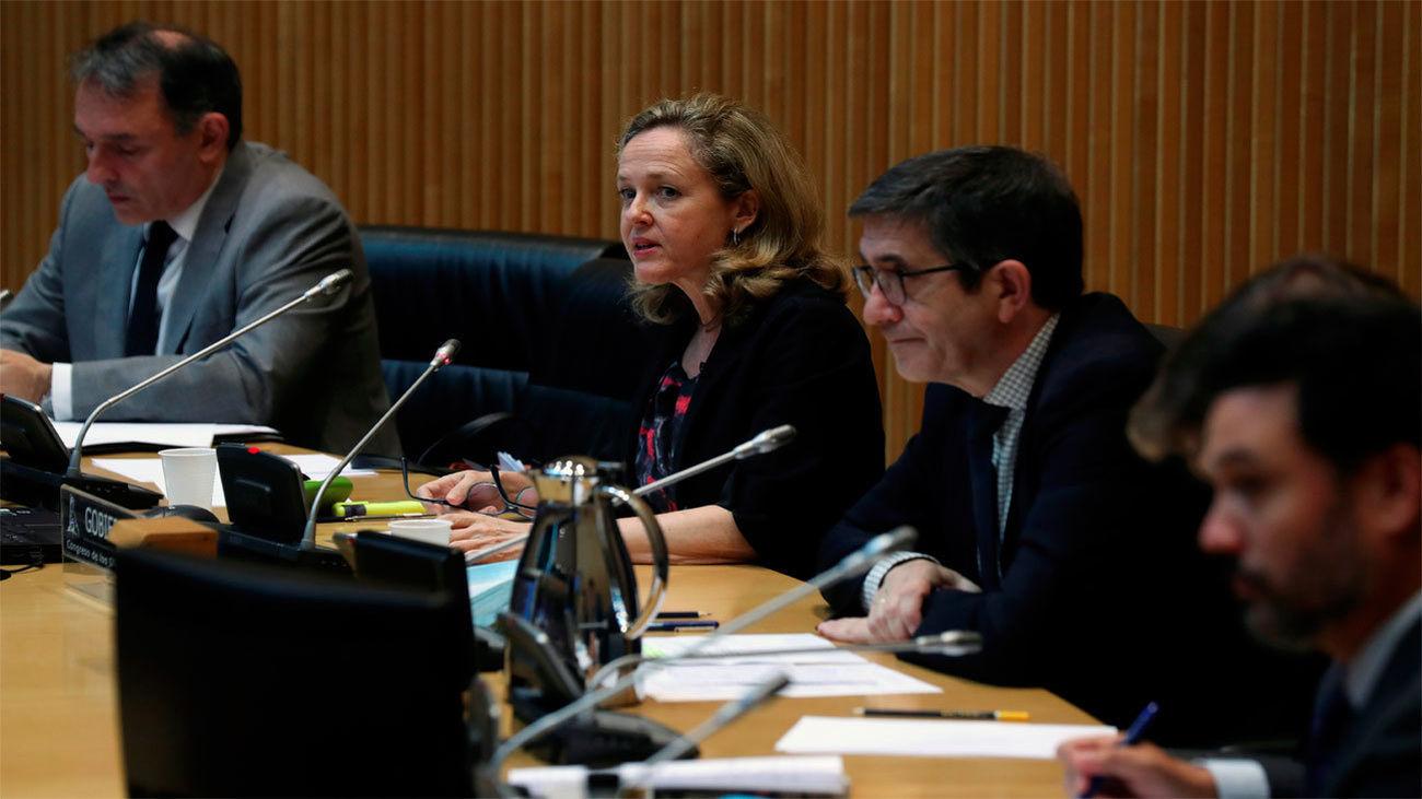 """Patxi López se harta tras una nueva bronca entre Vox y Unidas Podemos: """"Ya está bien"""""""