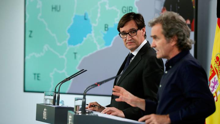 Sanidad deniega las medidas de flexibilización que pedía Madrid para la fase 1
