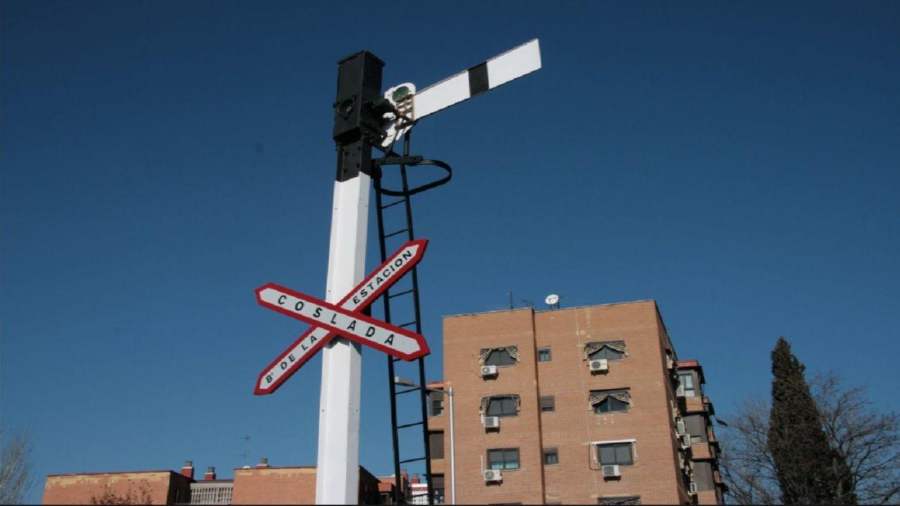 Barrio de la Estación de Coslada