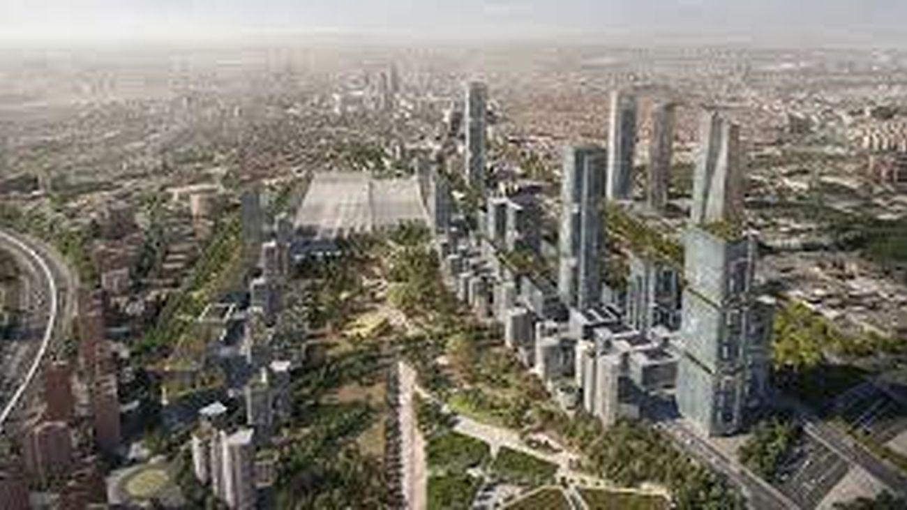 Madrid Nuevo Norte queda aprobado definitivamente