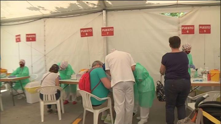 Los resultados de los test masivos de Torrejón serán propiedad de la Consejería de Sanidad