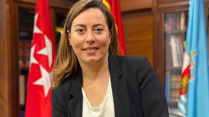 """Ana Millán, alcaldesa de Arroyomolinos: """"Me siento muy orgullosa de mis vecinos"""""""
