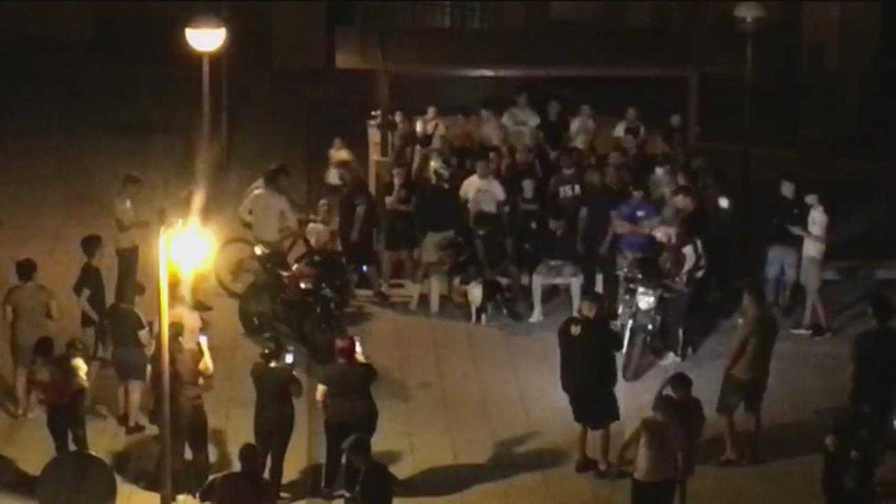 Un detenido en Parla por un tiroteo en la calle Fuentearenosa