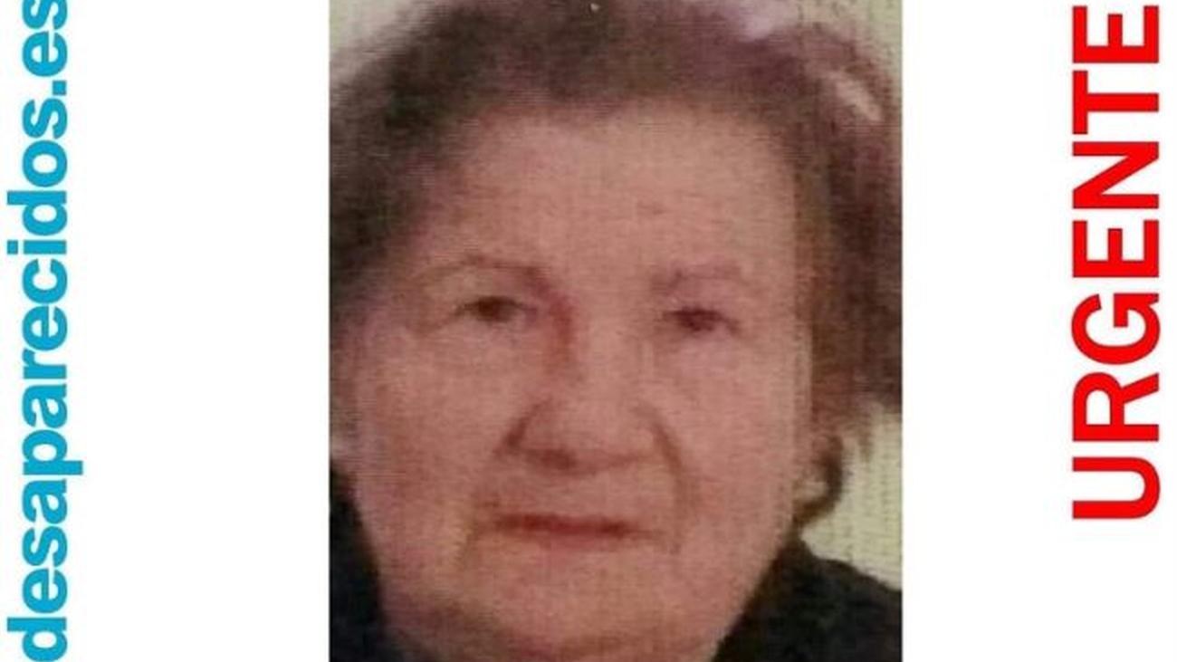 Moratalaz se vuelca en la búsqueda de la anciana desaparecida desde el martes