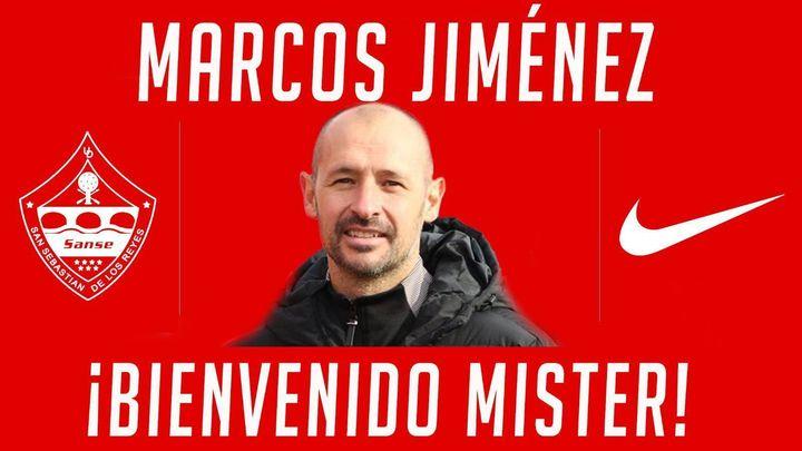 El UD Sanse ya planea la próxima temporada con nuevo entrenador,  Marcos Jiménez