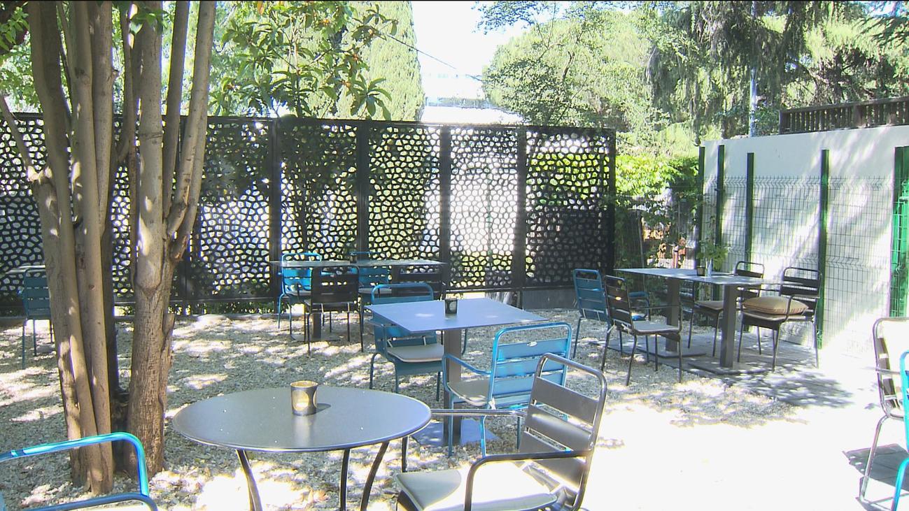 La terraza salva la apertura de un restaurante en Arturo Soria