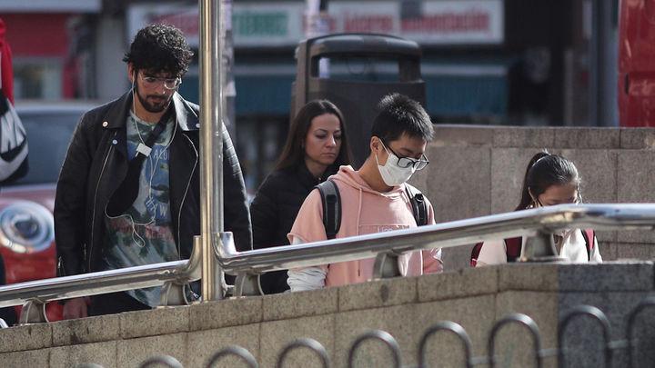 Los 100 días de pandemia en Madrid, en imágenes