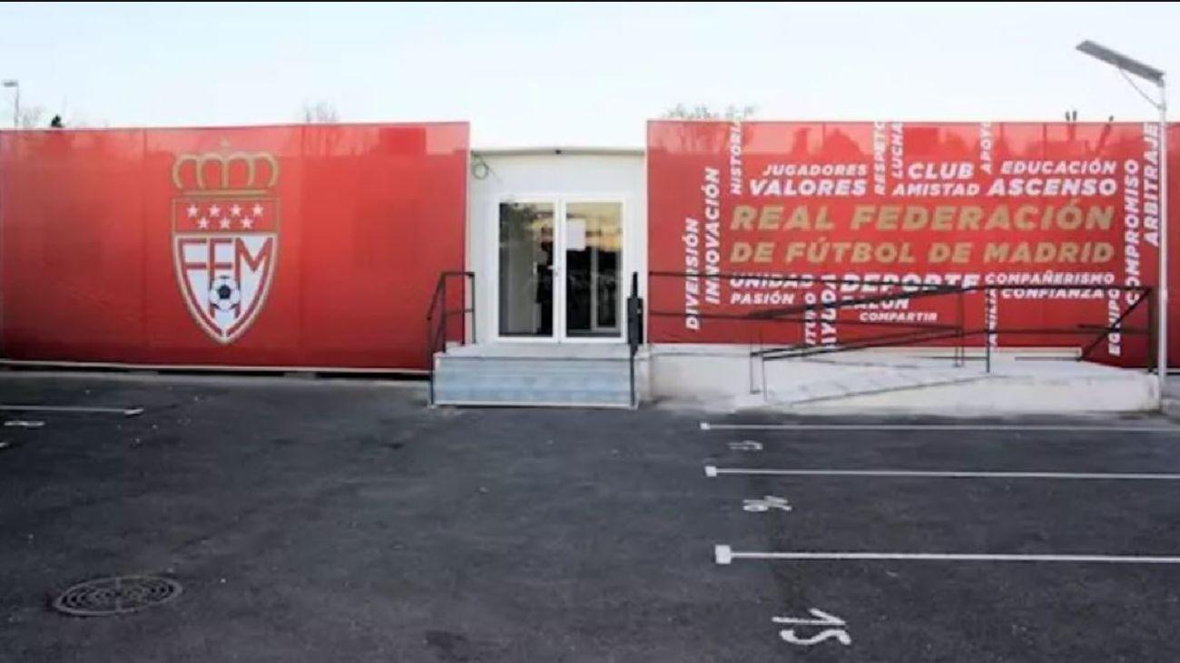 La Federación de Fútbol de Madrid devuelve canon por partidos no jugados