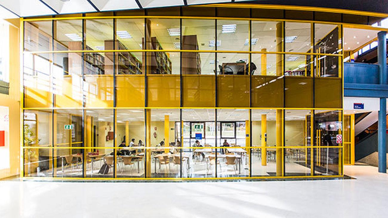 Biblioteca de Las Rozas