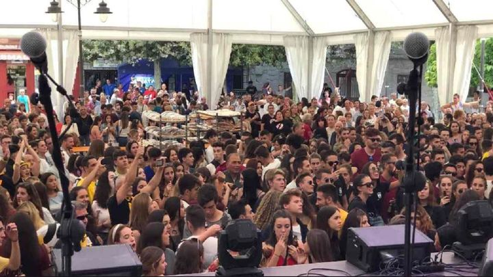 Moralzarzal refuerza los controles de seguridad en la semana de 'no fiestas'