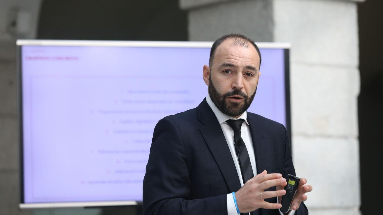"Manuel Giménez: ""El objetivo es recuperar las cifras de empleo en el primer trimestre de 2021"""