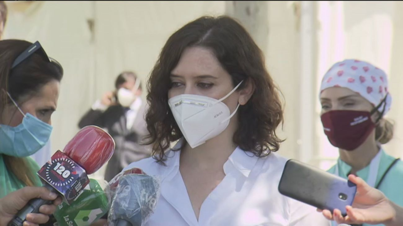 Madrid inicia este miércoles una segunda distribución de mascarillas en las farmacias de la región