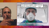 Un enfermero español probará la vacuna contra el coronavirus en Oxford