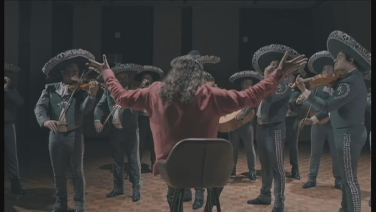 Diego Cigala canta a México en su último disco