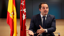 PP y Vox no asistirán a la reunión convocada por Aguado