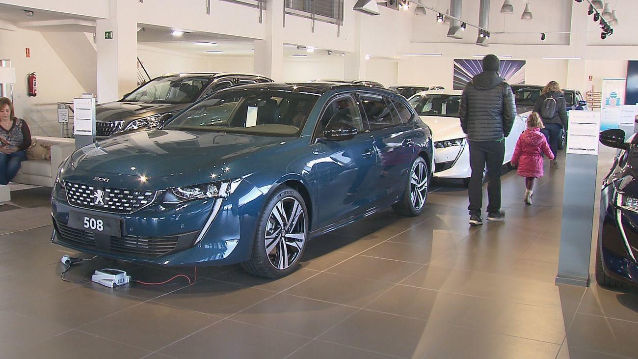 La venta de coches se desploma en el mes de mayo con una caída del 72%