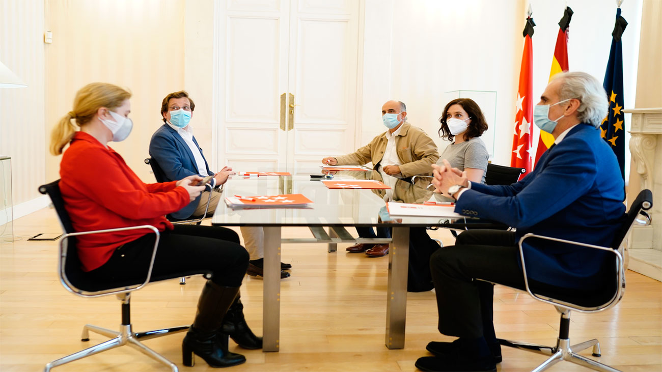 Madrid presenta la documentación a Sanidad para pasar a la fase 2 el próximo lunes