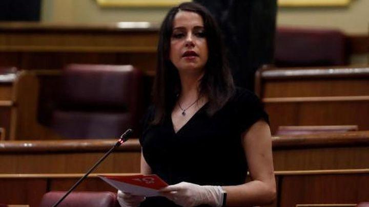 Ciudadanos votará sí a la prórroga al acordar con Sánchez el final de la desescalada