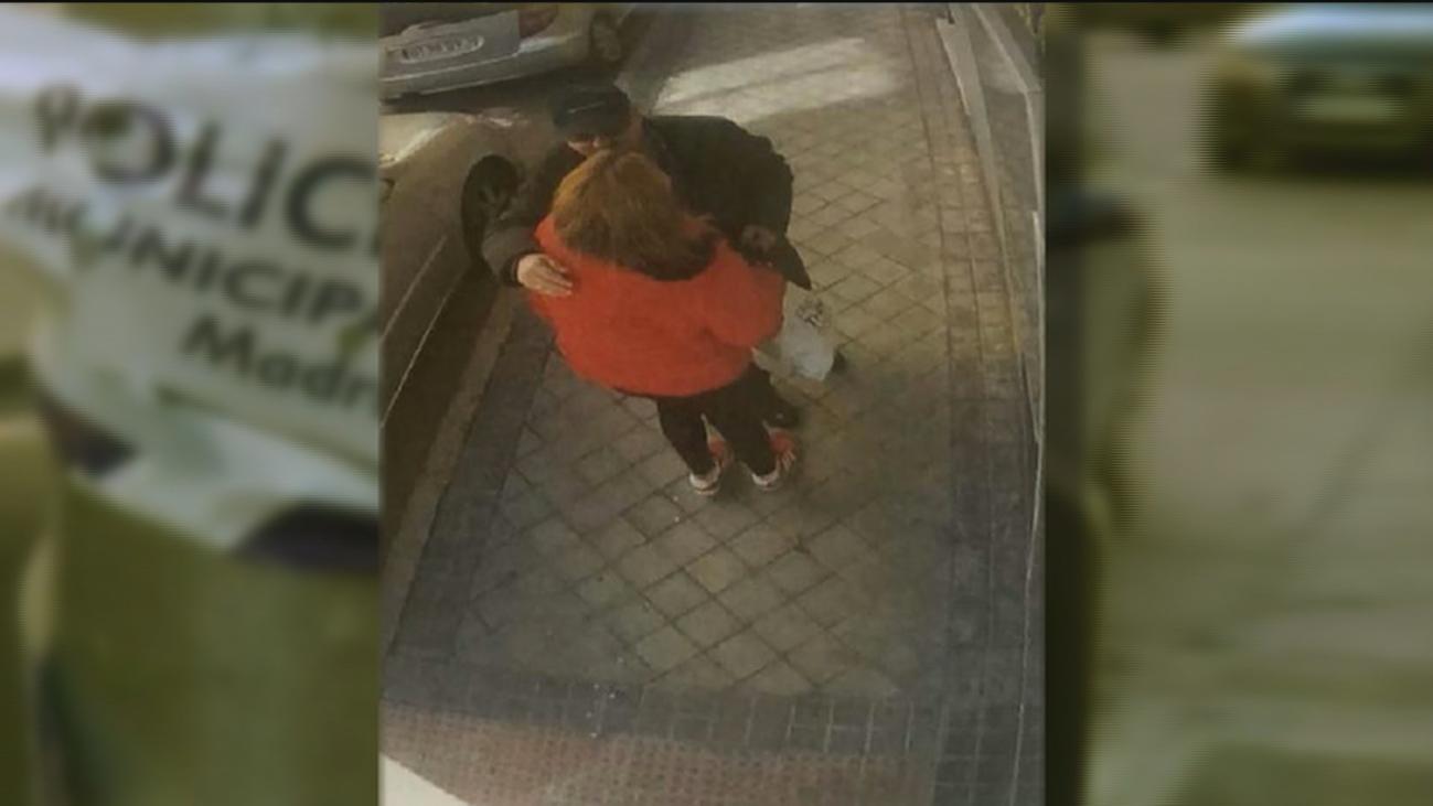 Imágenes en exclusiva de los instantes previos al crimen de Esther Escobar en Ciudad Lineal